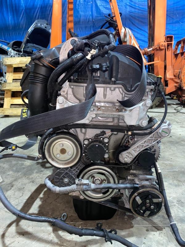 Двигатель Peugeot 208 10HFCK 2013