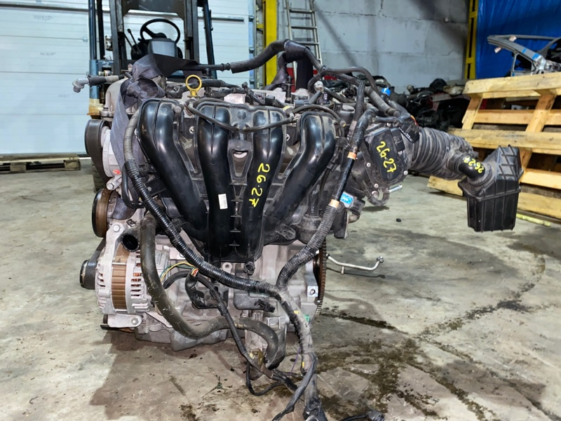 Двигатель Mazda Premacy CREW LF
