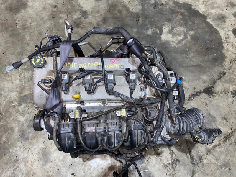 Проводка двигателя Mazda Premacy CREW LF