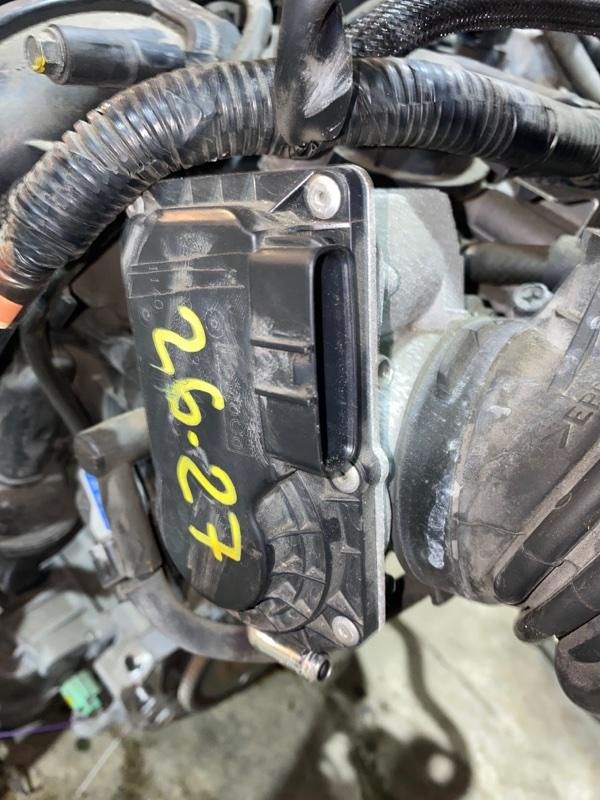 Заслонка дроссельная Mazda Premacy CREW LF