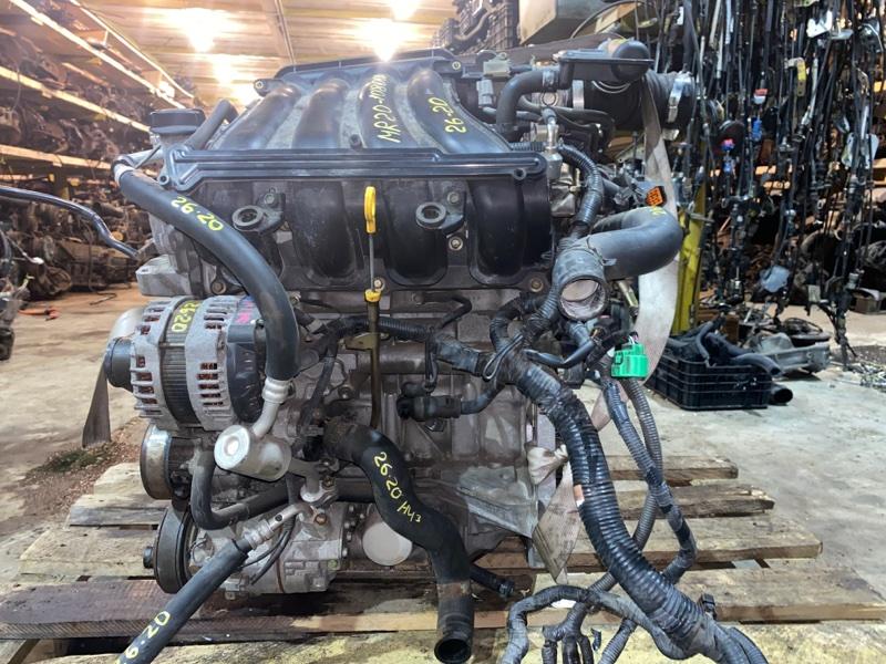 Проводка двигателя Nissan Bluebird Sylphy KG11 MR20DE 2005