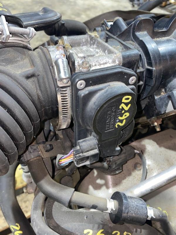 Заслонка дроссельная Nissan Bluebird Sylphy KG11 MR20DE 2005