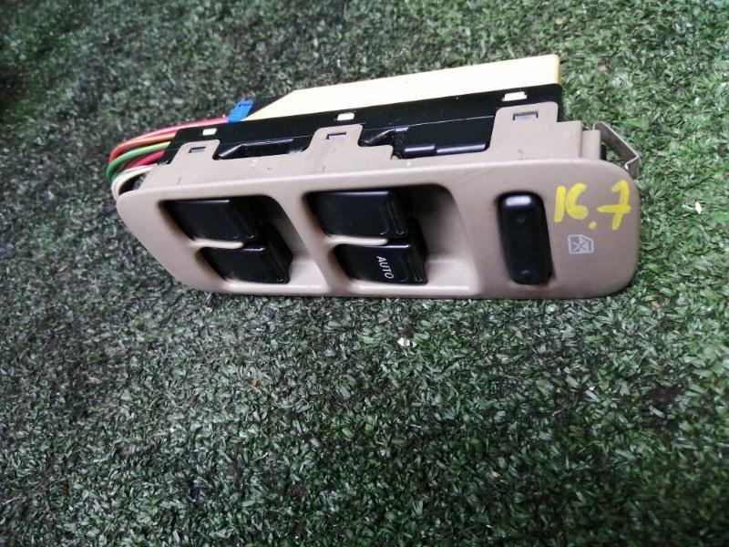 Блок управления стеклоподъемниками Suzuki Mr Wagon MF21S K6A