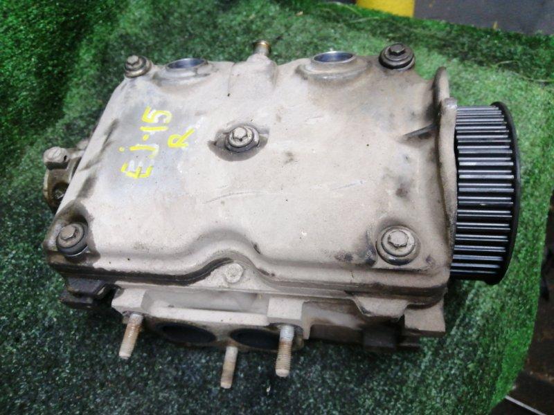 Головка блока цилиндров Subaru Impreza EJ15 правая