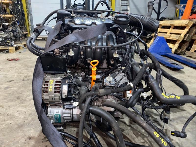 Двигатель Volkswagen Golf AEH 2001