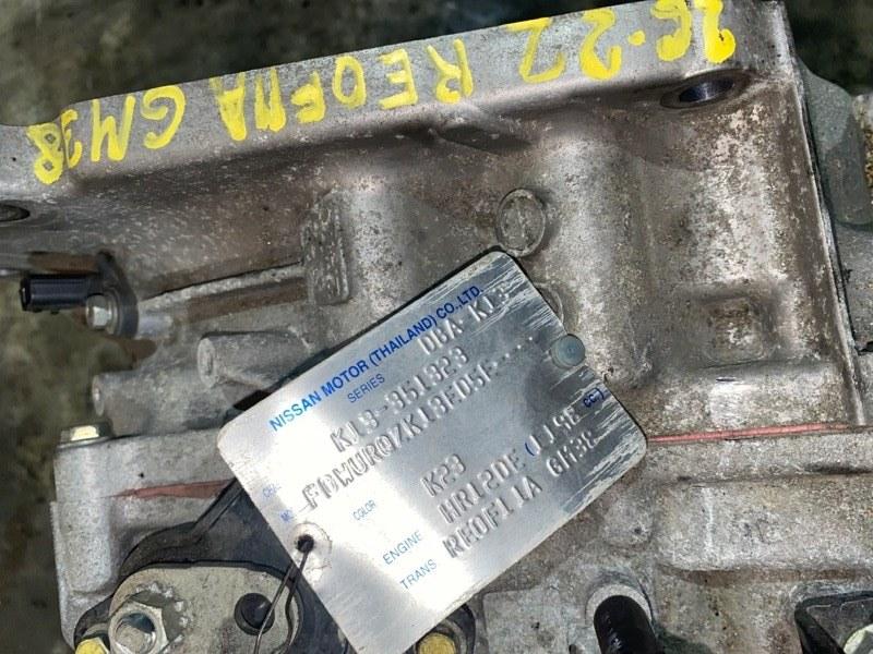 Акпп Nissan March K13 HR12DE 2011