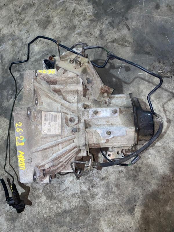 Мкпп Mazda Familia BJ5P ZL 2002