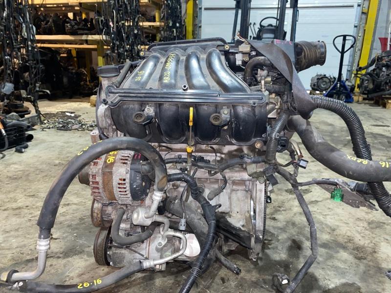 Проводка двигателя Nissan Lafesta B30 MR20DE 2005