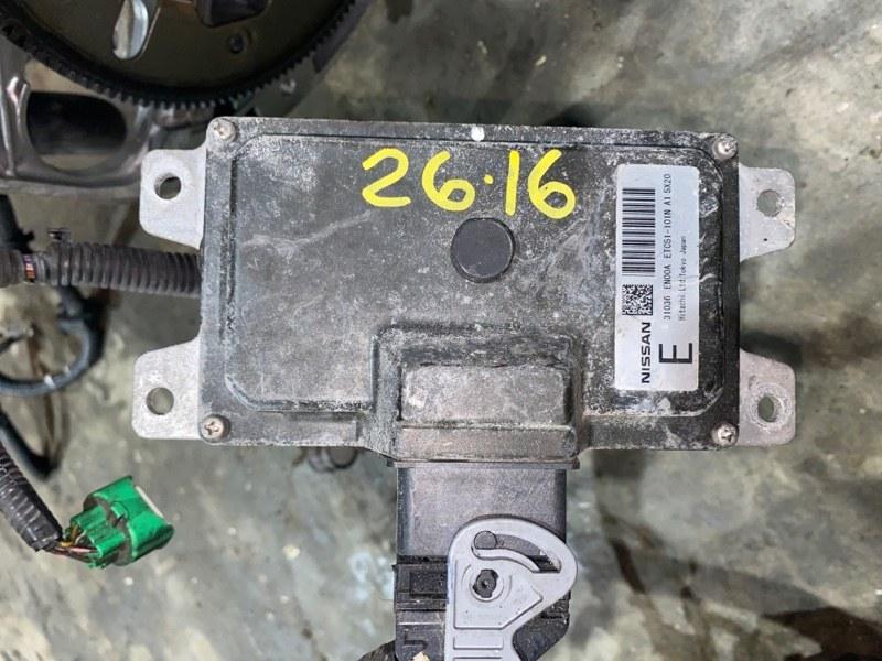 Блок управления кпп Nissan Lafesta B30 MR20DE 2005