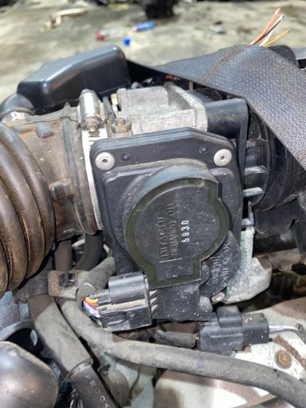 Заслонка дроссельная Nissan Lafesta B30 MR20DE 2005