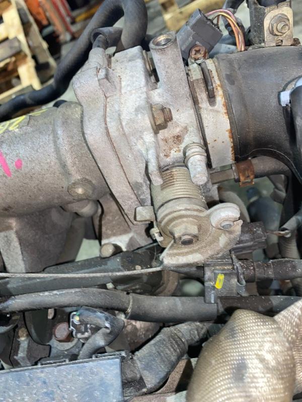 Заслонка дроссельная Mazda Familia BJ5P ZL 2002