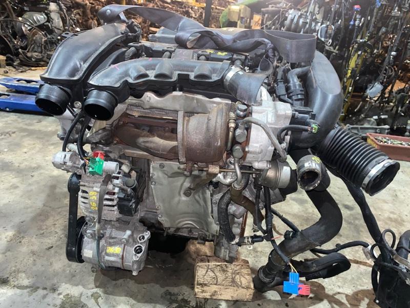Двигатель Peugeot 3008 10FJBW 2011