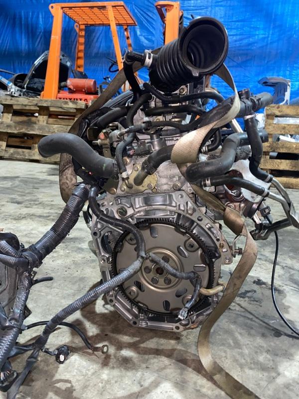 Проводка двигателя Nissan Tiida NC11 HR15 2005
