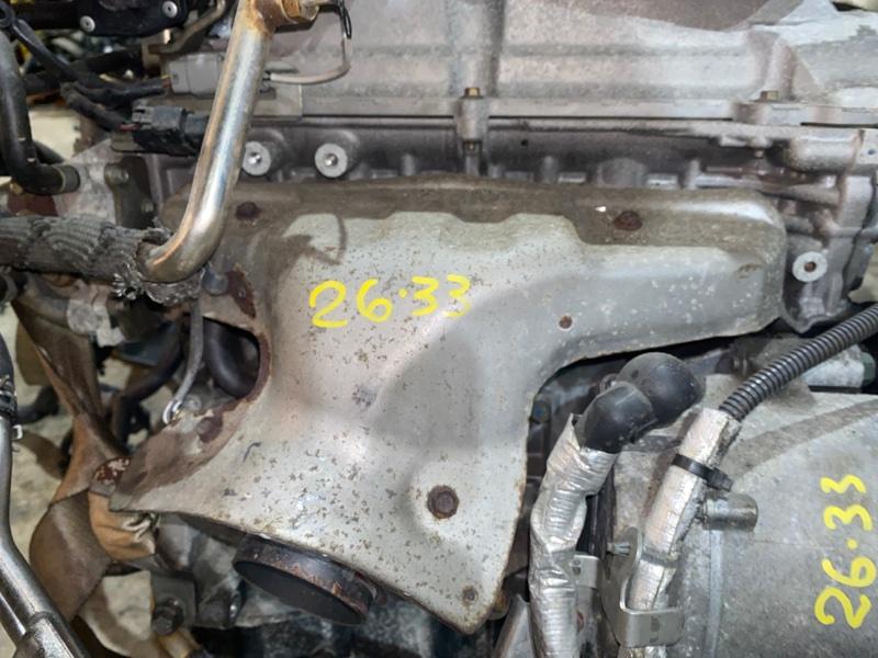 Коллектор выпускной Nissan Tiida NC11 HR15 2005