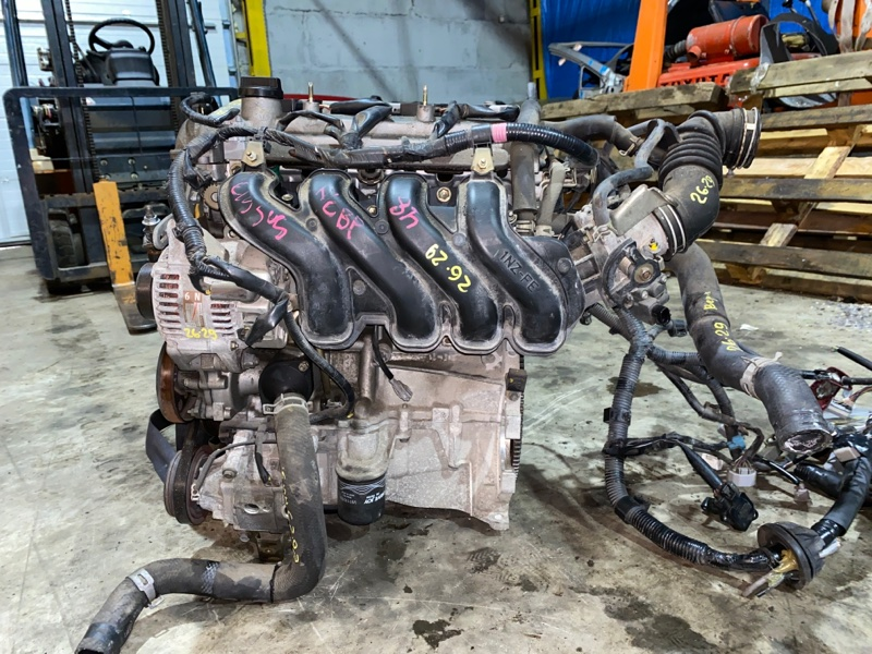 Двигатель Toyota Premio NZT240 1NZ-FE