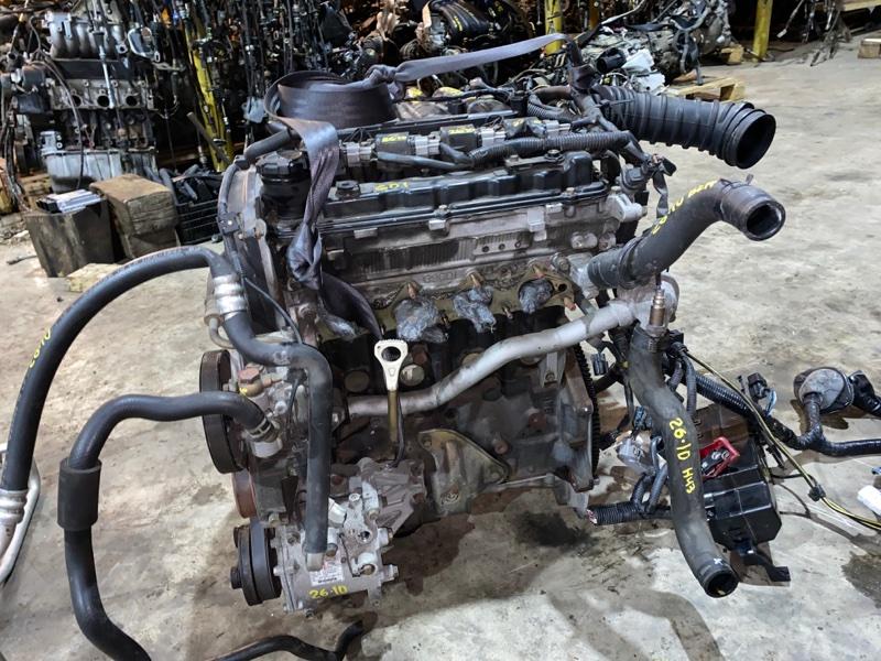 Двигатель Mitsubishi Dion CR6W 4G94 2005