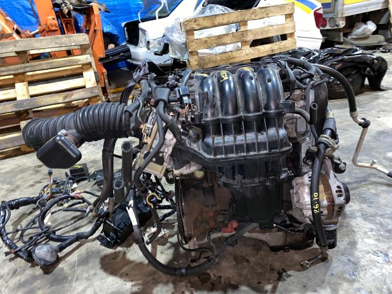 Проводка двигателя Mitsubishi Dion CR6W 4G94 2005