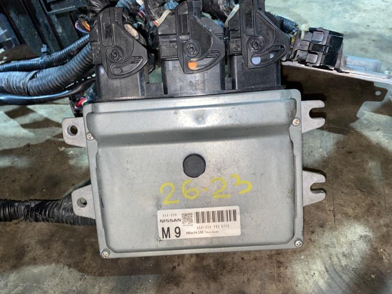 Блок управления двс Nissan Serena C25 MR20DE 2008