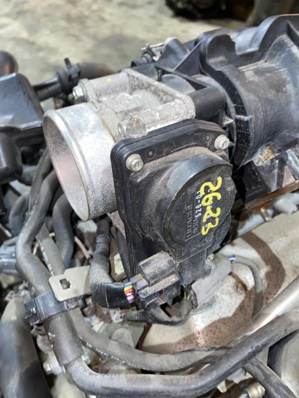 Заслонка дроссельная Nissan Serena C25 MR20DE 2008