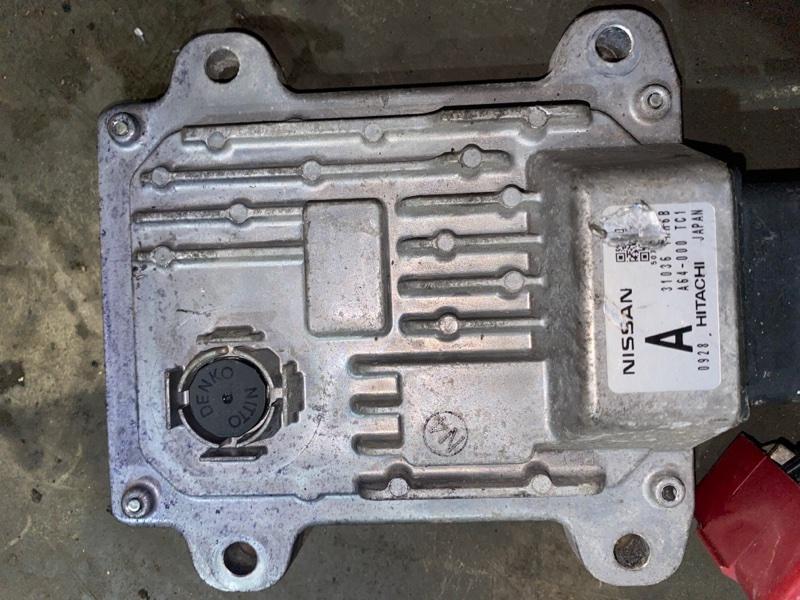 Блок управления кпп Nissan March K13 HR12DE 2011