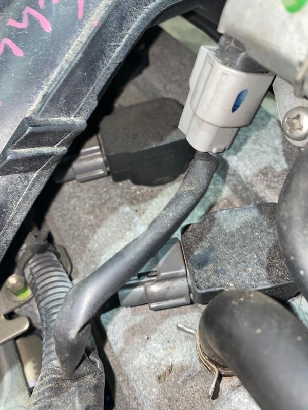 Катушка зажигания Nissan Tiida C11 HR15DE 2006