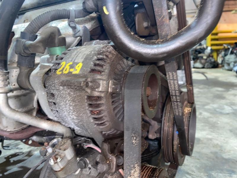 Генератор Honda Stream RN1 D17A