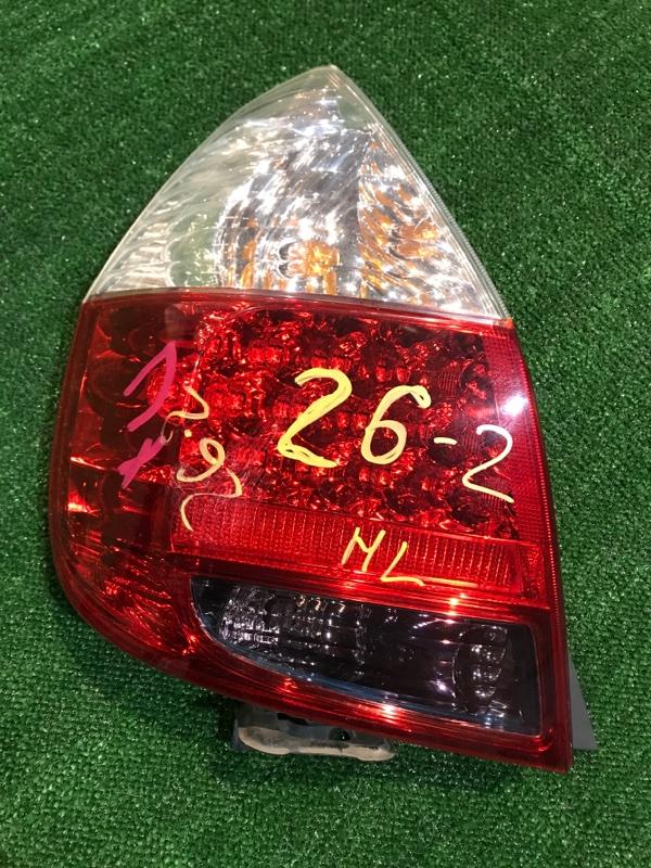 Фонарь стоп-сигнала Honda Fit GD1 L13A левый