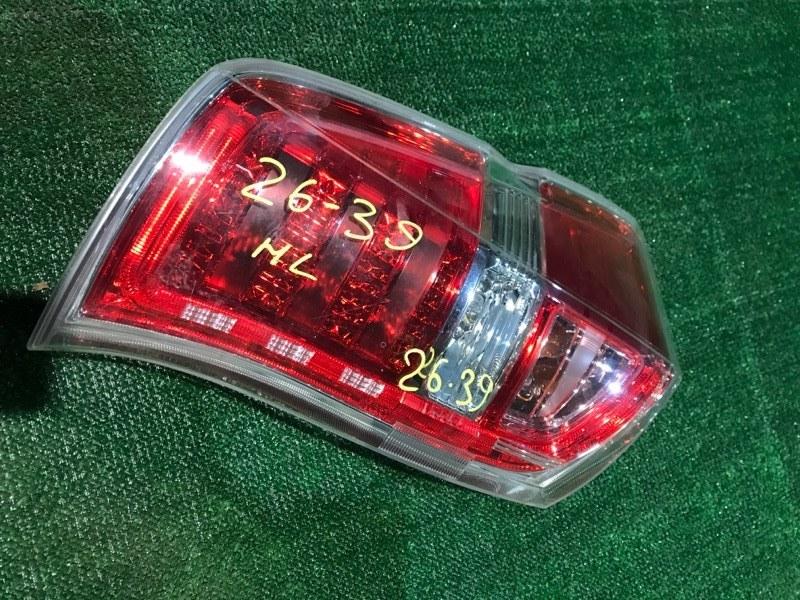 Фонарь стоп-сигнала Honda Stepwgn RK1 R20A левый