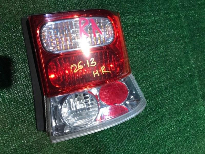 Фонарь стоп-сигнала Honda Mobilio GB1 L15A правый