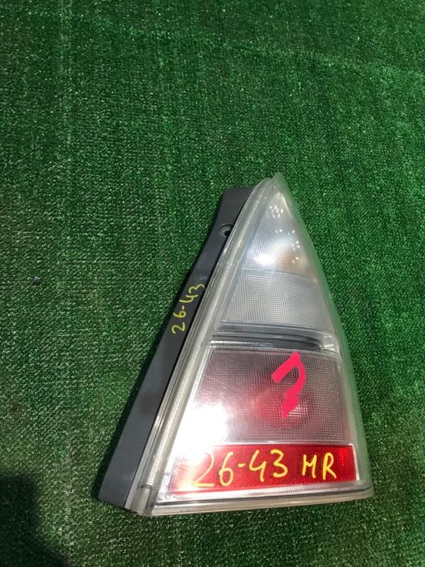Фонарь стоп-сигнала Nissan Moco MG21S K6A правый