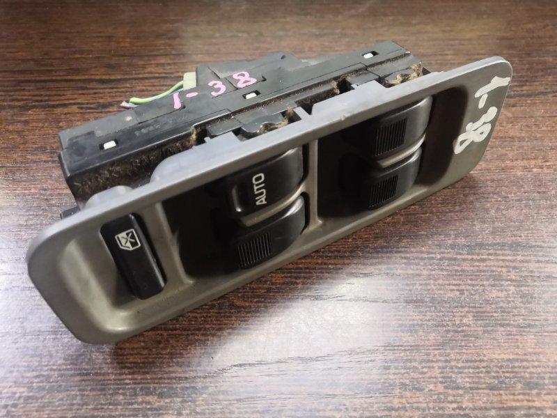 Блок управления стеклоподъемниками Daihatsu Terios Kid J111G EF-DET
