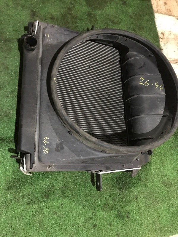 Радиатор двигателя Isuzu Forward FRR35 6HL1