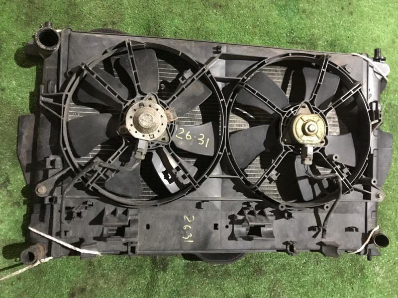 Радиатор двигателя Mazda Mpv LWEW FS 2002