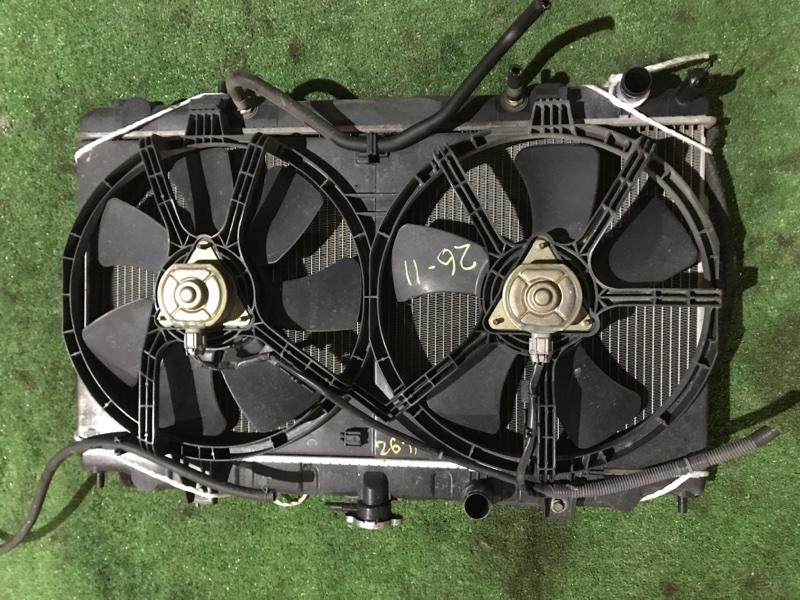 Радиатор двигателя Nissan Ad VHNY11 QG18DE 2000
