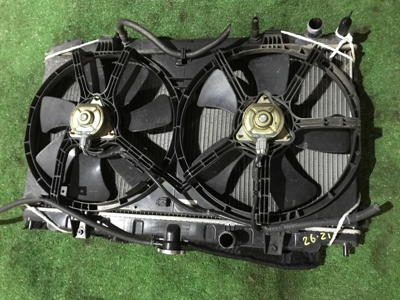 Радиатор двигателя Nissan Ad VHNY11 QG18DE 2004