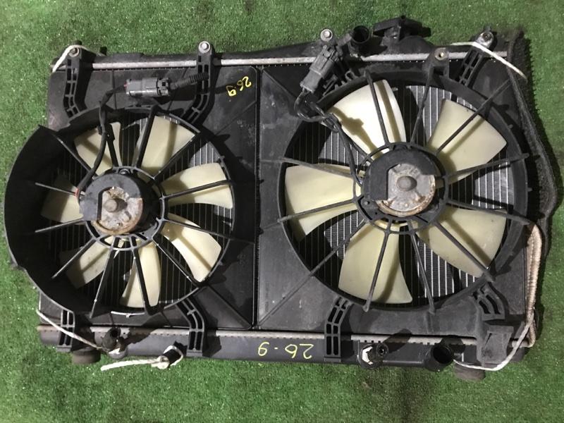 Радиатор двигателя Honda Stream RN1 D17A