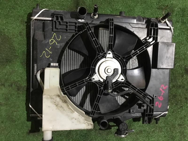 Радиатор двигателя Nissan Tiida C11 HR15DE 2006