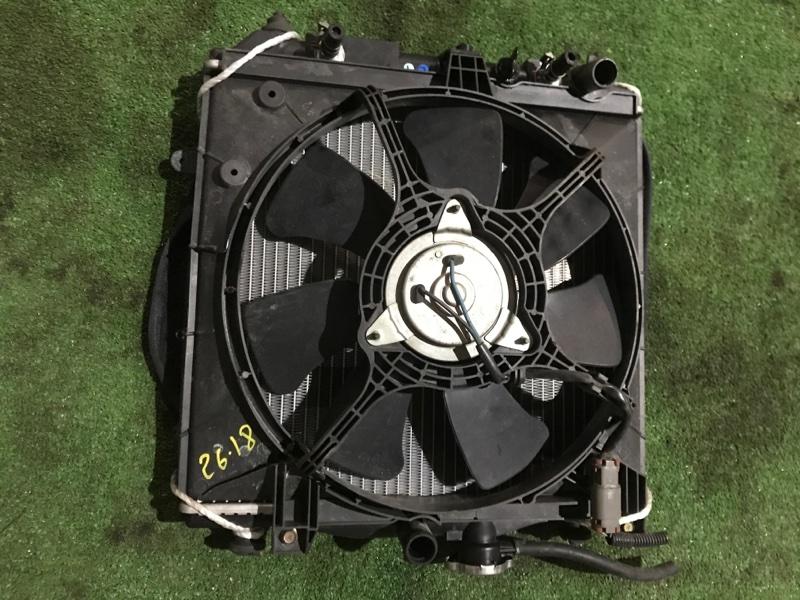 Радиатор двигателя Subaru Pleo RA2 EN07 2005