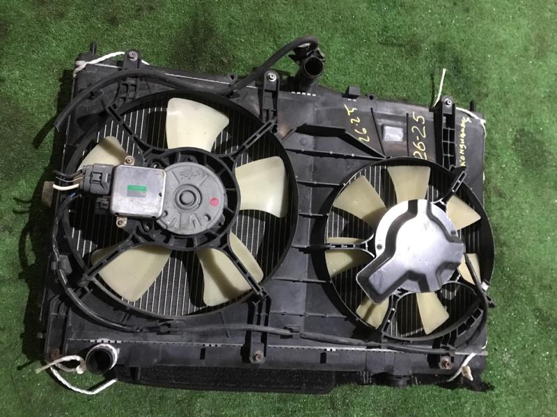 Радиатор двигателя Mitsubishi Grandis NA4W 4G69