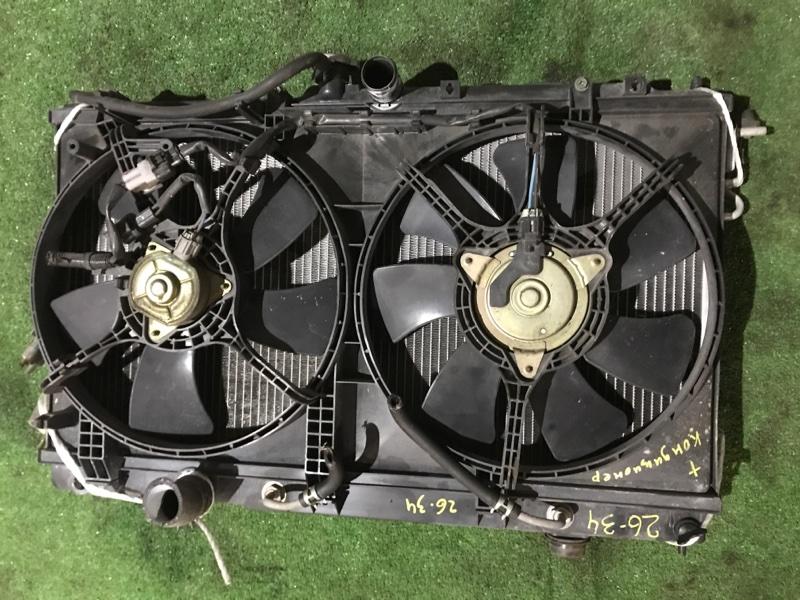 Радиатор двигателя Mitsubishi Lancer CS2V 4G15 2003