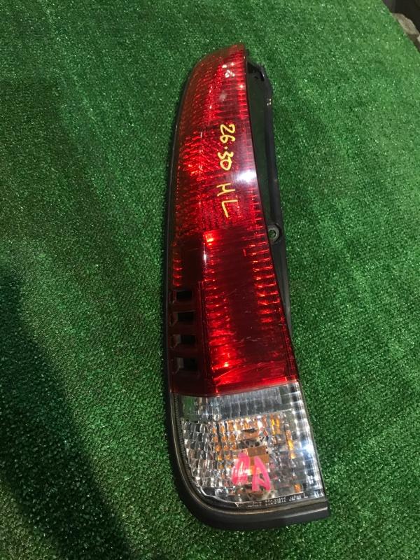 Фонарь стоп-сигнала Toyota Cami J102E K3-VET 2000 левый