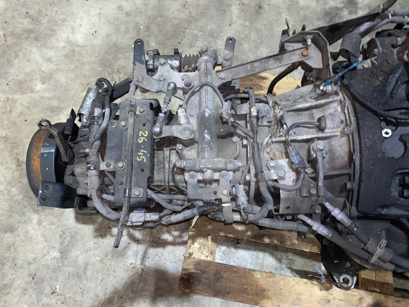 Мкпп Isuzu Forward FRR35 6HL1