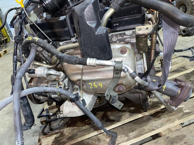 Шланг кондиционера Nissan Stagea NM35 VQ25DD 2004