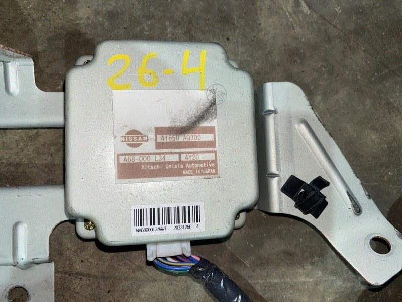 Блок управления кпп Nissan Stagea NM35 VQ25DD 2004