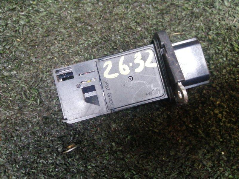 Датчик расхода воздуха Nissan Bluebird Sylphy KG11 MR20DE 2007
