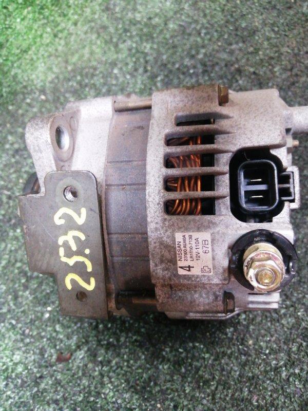 Генератор Nissan Presage TU31 QR25DE 2006