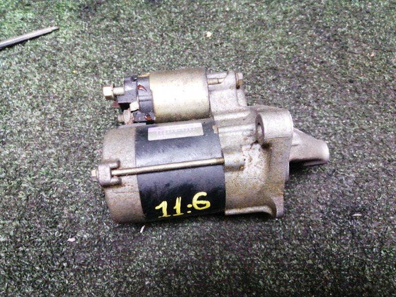 Стартер Toyota Duet M111A K3-VE