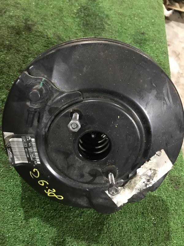 Вакуумный усилитель тормоза и сцепления Peugeot 3008 10FJBW 2011