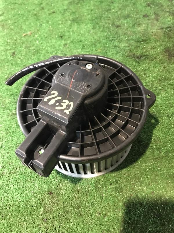 Вентилятор печки Mazda Demio DY3W ZJ-VE