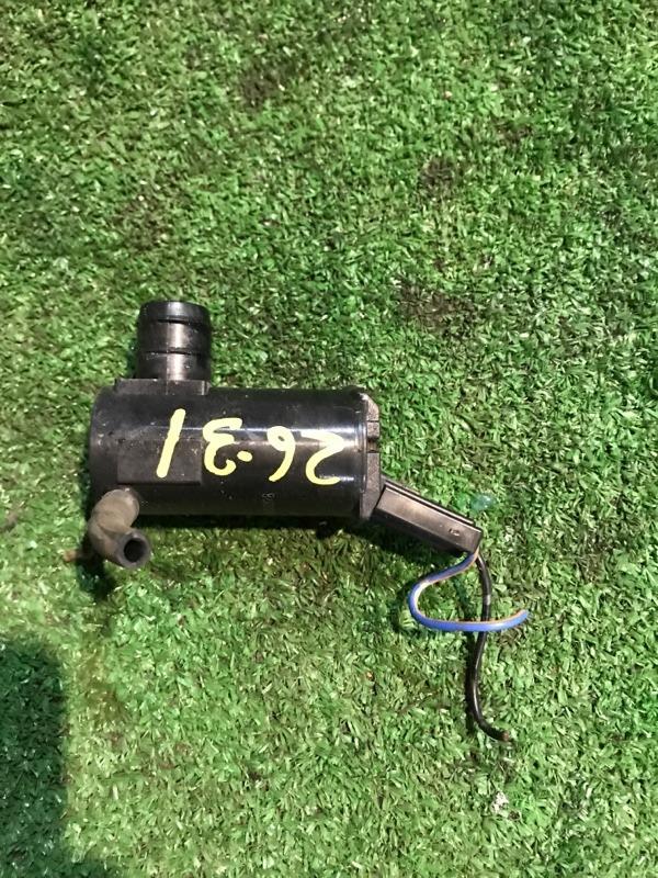 Мотор омывателя Mazda Mpv LWEW FS 2002